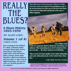 Really the Blues CD